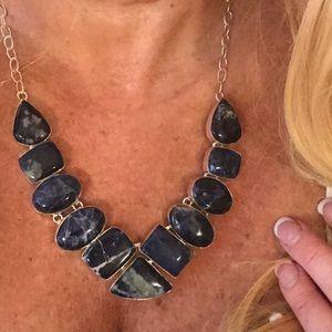 Jewelry - COPY - Sodalite Pendant Necklace Ser